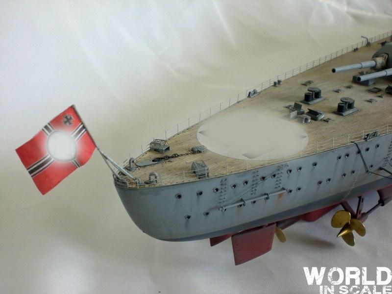 Schlachtschiff BISMARCK - 1/200 v. Trumpeter Cimg3534_800x600djk22
