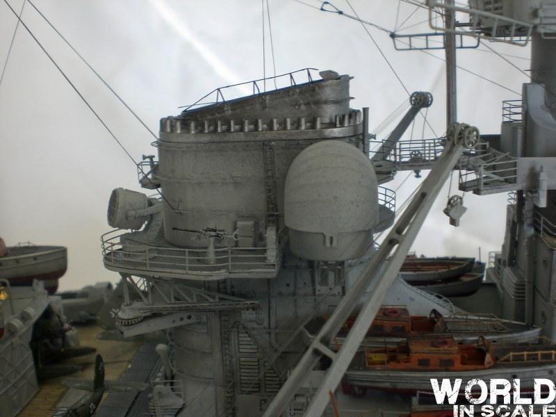 Schlachtschiff BISMARCK - 1/200 v. Trumpeter Cimg3558_800x6008zy2u