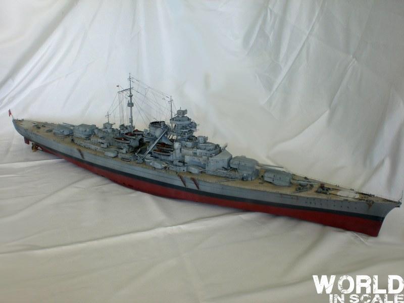 Schlachtschiff BISMARCK - 1/200 v. Trumpeter Cimg3572_800x600d7jx0