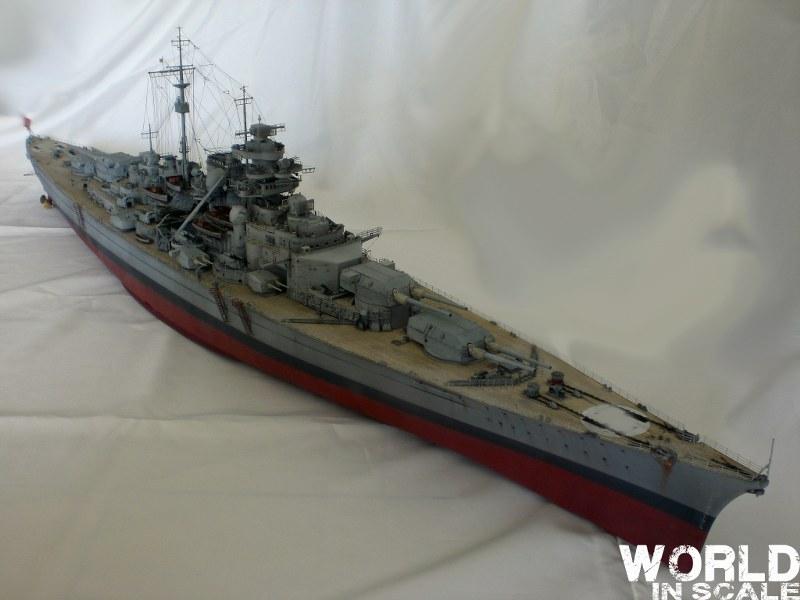 Schlachtschiff BISMARCK - 1/200 v. Trumpeter Cimg3573_800x6000zjin