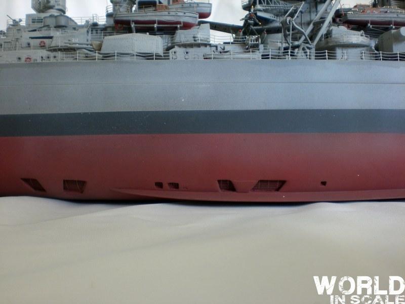 Schlachtschiff BISMARCK - 1/200 v. Trumpeter Cimg3574_800x6008rjml