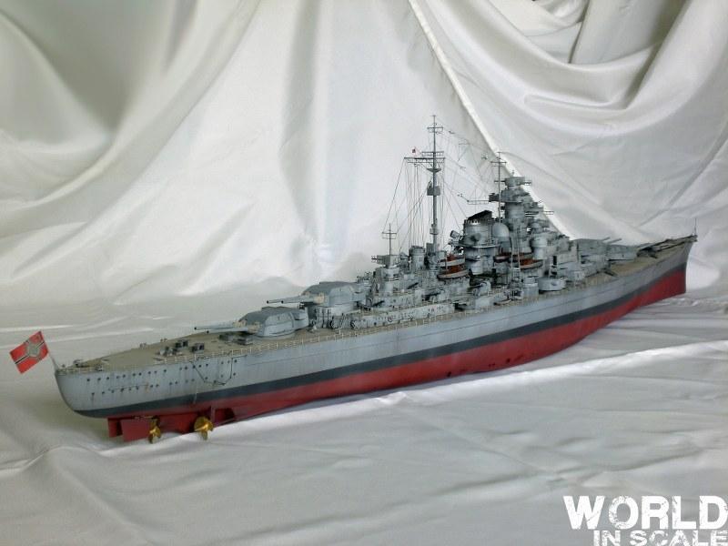 Schlachtschiff BISMARCK - 1/200 v. Trumpeter Cimg3687_800x600c0xam