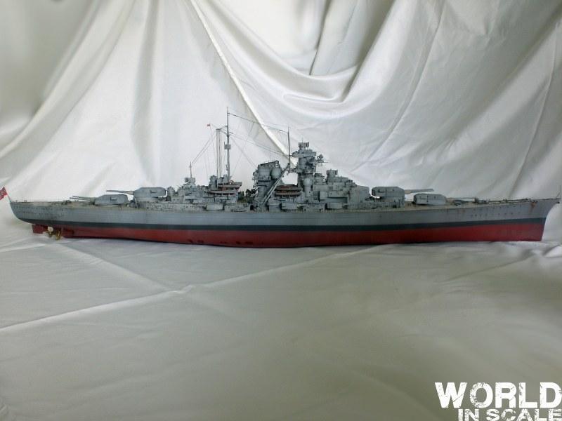 Schlachtschiff BISMARCK - 1/200 v. Trumpeter Cimg3690_800x600sexv8
