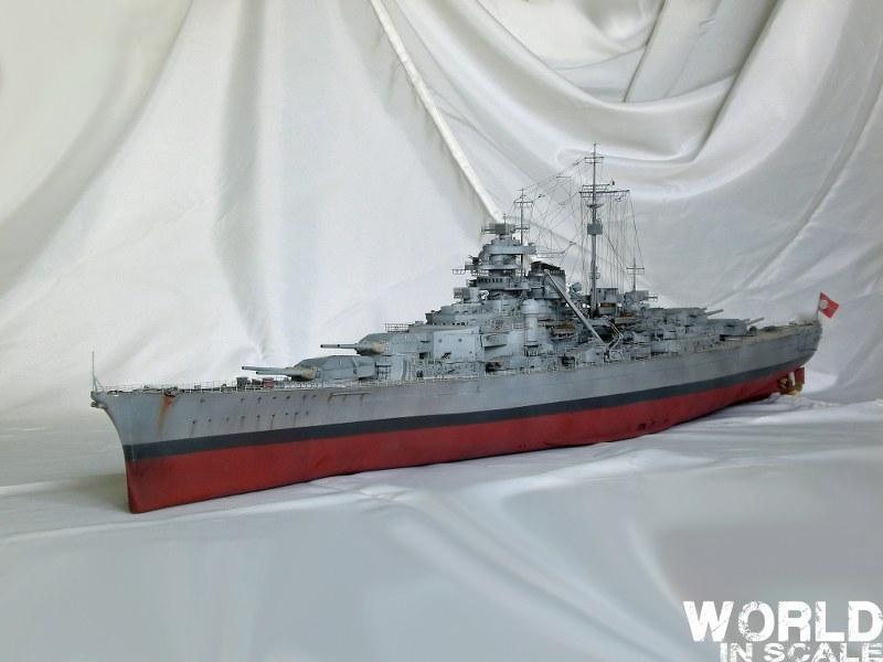 Schlachtschiff BISMARCK - 1/200 v. Trumpeter Cimg3704_800x600vklfj