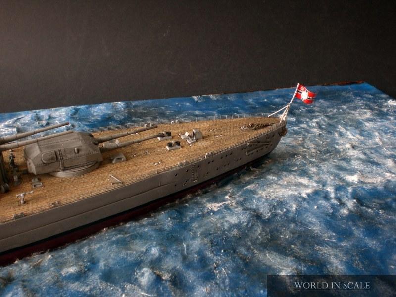 Schlachtschiff BISMARCK - 1/350 v. Revell Cimg4293_800x600zod92