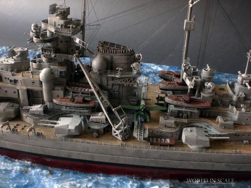 Schlachtschiff BISMARCK - 1/350 v. Revell Cimg4294_800x600c9dnz