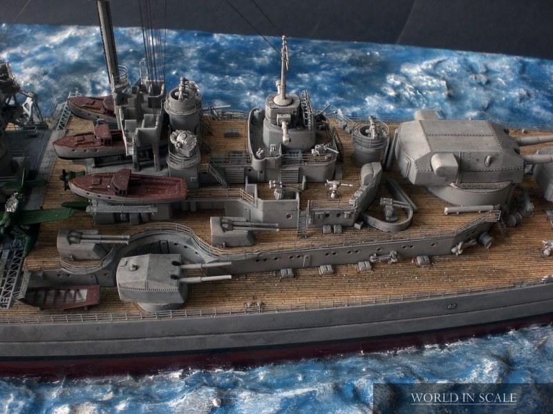 Schlachtschiff BISMARCK - 1/350 v. Revell Cimg4321_800x6008df7c