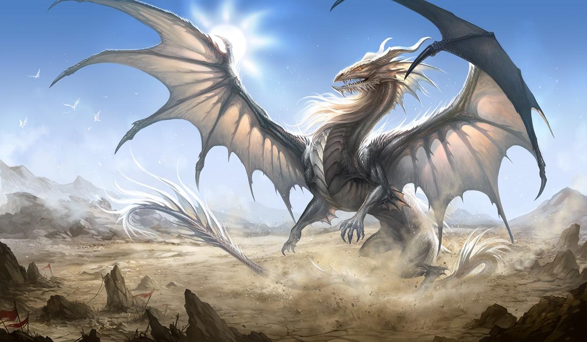 Drakonas D - Der weiße Weise | Der weiße Tod Drakonasdragomnz4zkg