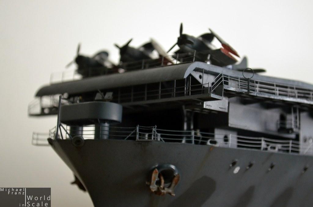 USS HORNET (CV-8) - 1/200 by Merit Int., Tetra Model Works, Nautiuls, G-Factor. Dsc_0979_1024x678umsak