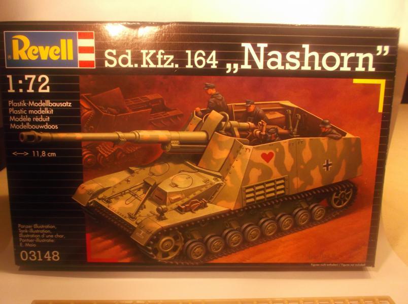 """Sd.Kfz.164 """"Nashorn"""" von Revell Dscf5833yess1"""