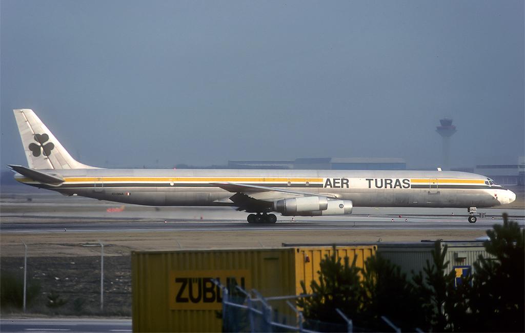 DC-8 in FRA - Page 7 Ei-bna_19-02-90gksl0