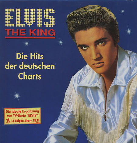 ELVIS - THE KING - Die Hits der deutschen Charts Elvis-presley-the-kinlvj42