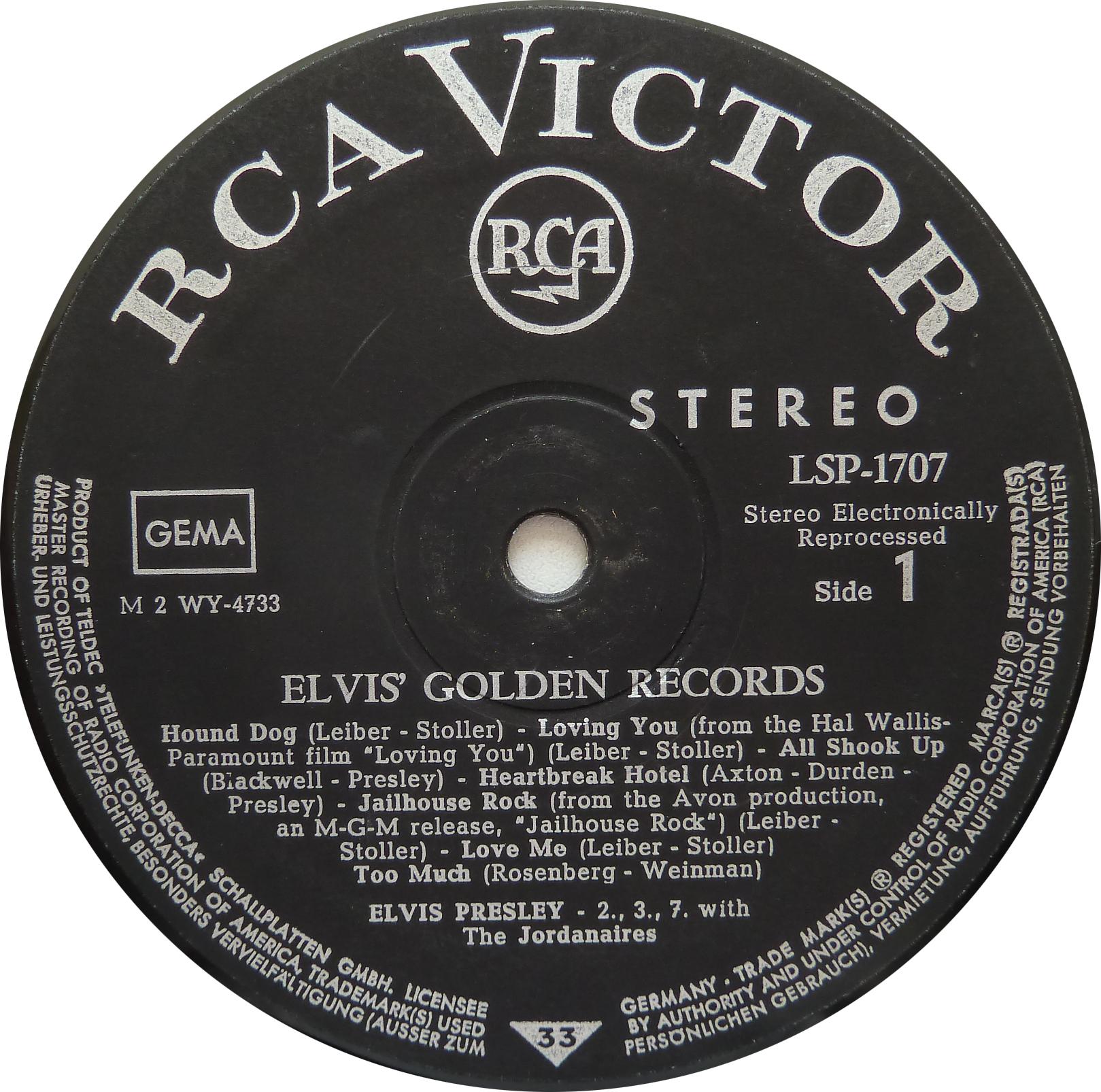 ELVIS' GOLDEN RECORDS Elvisgoldenrecords66awvlo6