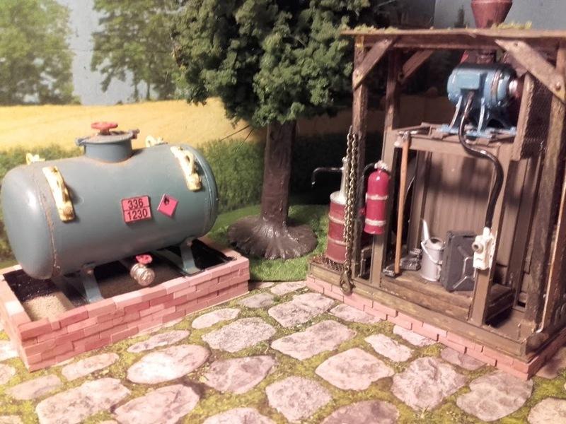 Landschaftliches Diorama - Seite 6 Fertigujuza