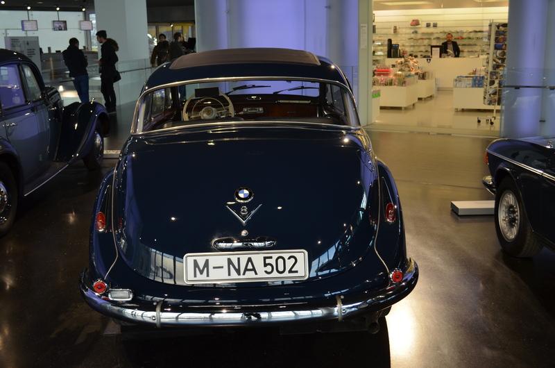 Ein Besuch im BMW-Museum Image72s59