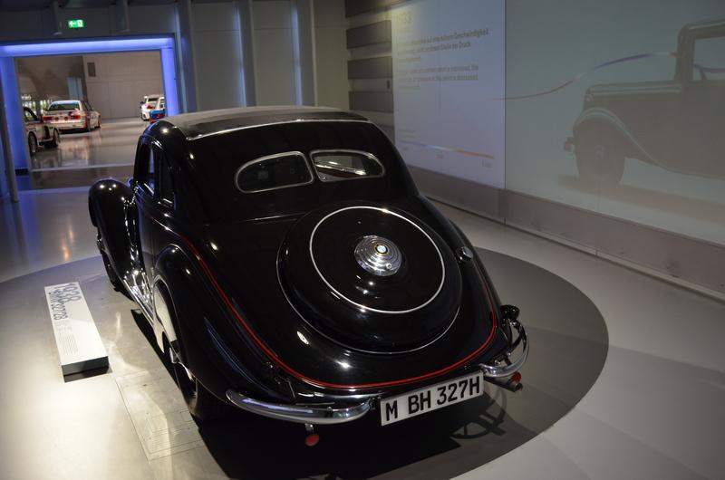 Ein Besuch im BMW-Museum Imagerosmz