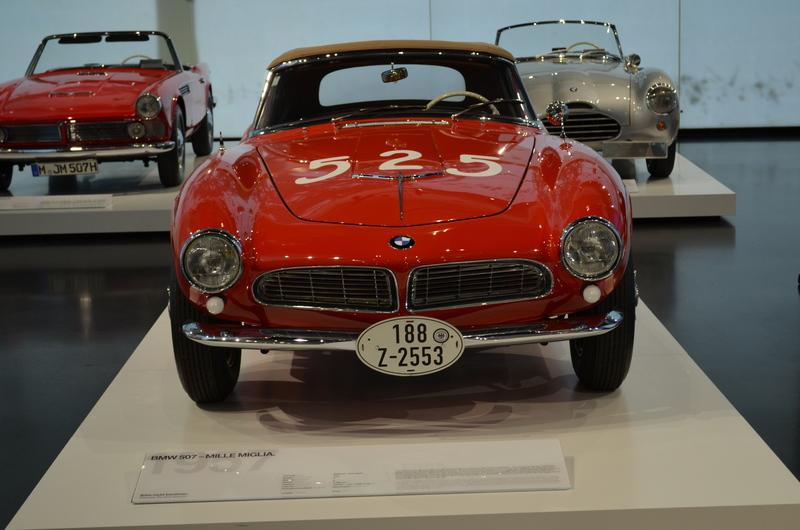 Ein Besuch im BMW-Museum Images6scy