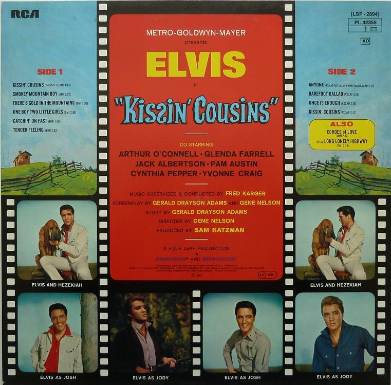 KISSIN`COUSINS Kissincousinsd77rckselbbce