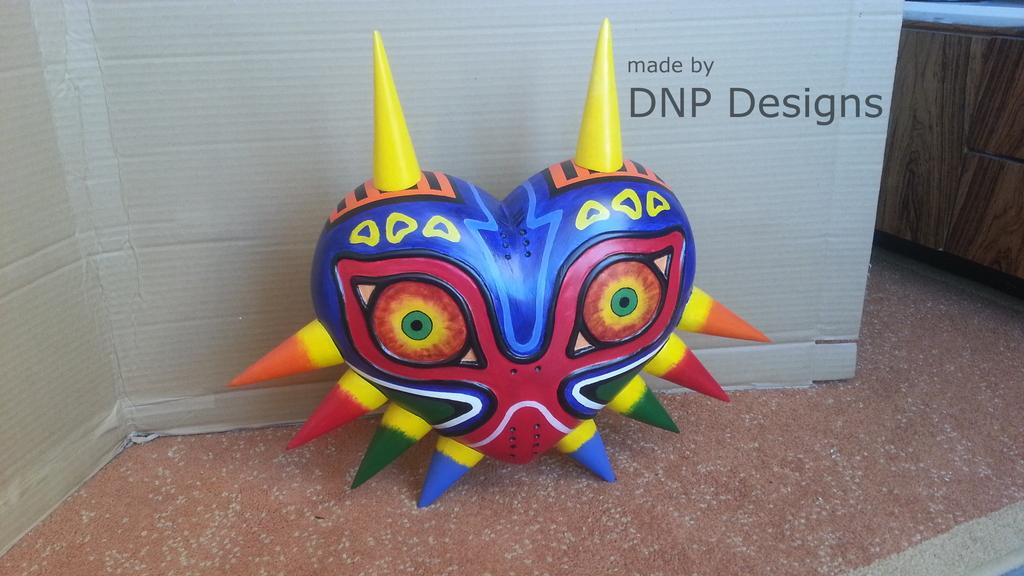 PSYCHO PASS: DOMINATOR Replica nachbau von DNPdesigns Majora4xswd