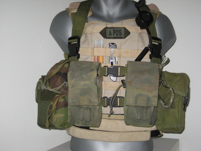 "late 90's / early 2000 US ""SOF"" gear collection Mav1wzs5j"