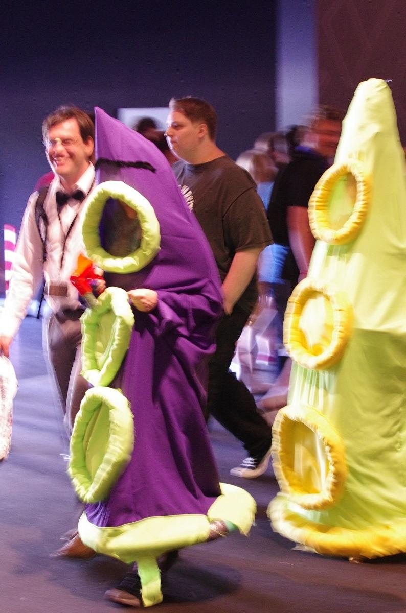 Erste Eindrücke von der Gamescon Köln Messe09hqzuw