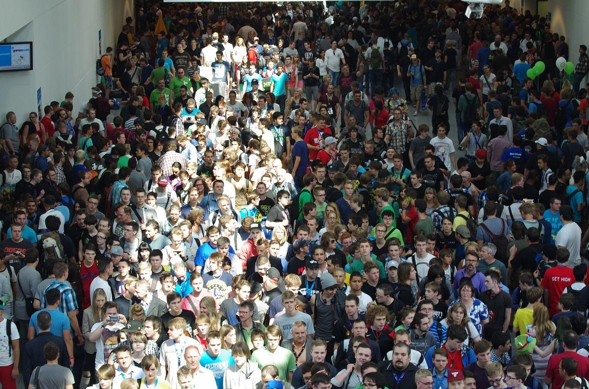 Erste Eindrücke von der Gamescon Köln Messe11uuylb