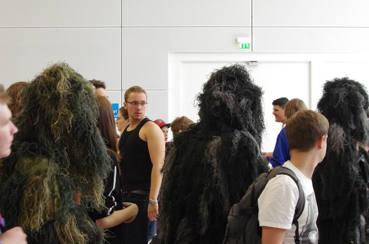 Erste Eindrücke von der Gamescon Köln Messe12b5lac