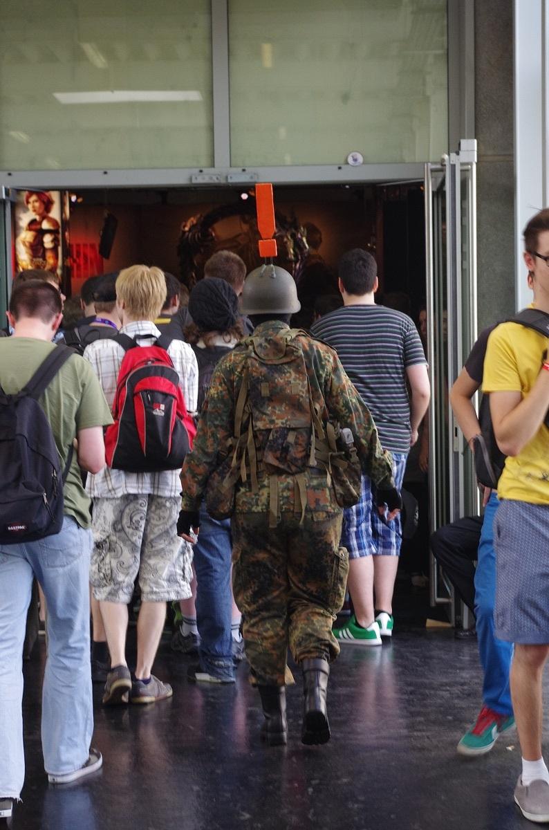 Erste Eindrücke von der Gamescon Köln Messe13mma60