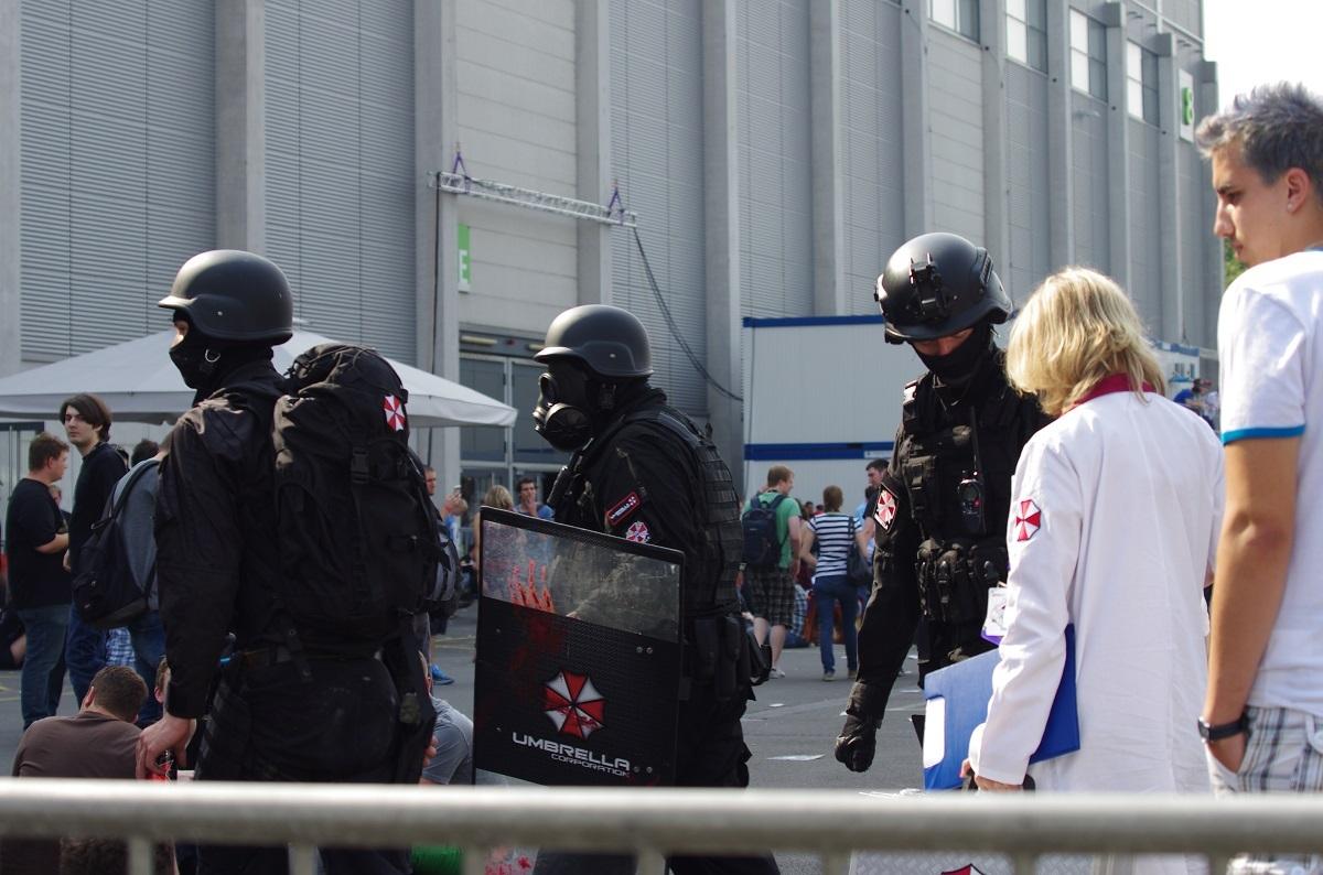 Erste Eindrücke von der Gamescon Köln Messe16gulf9