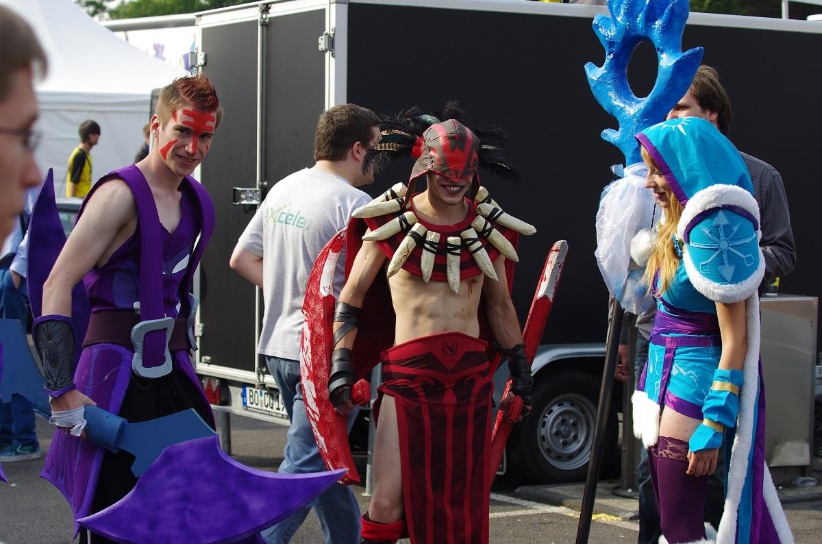 Erste Eindrücke von der Gamescon Köln Messe17kvl03