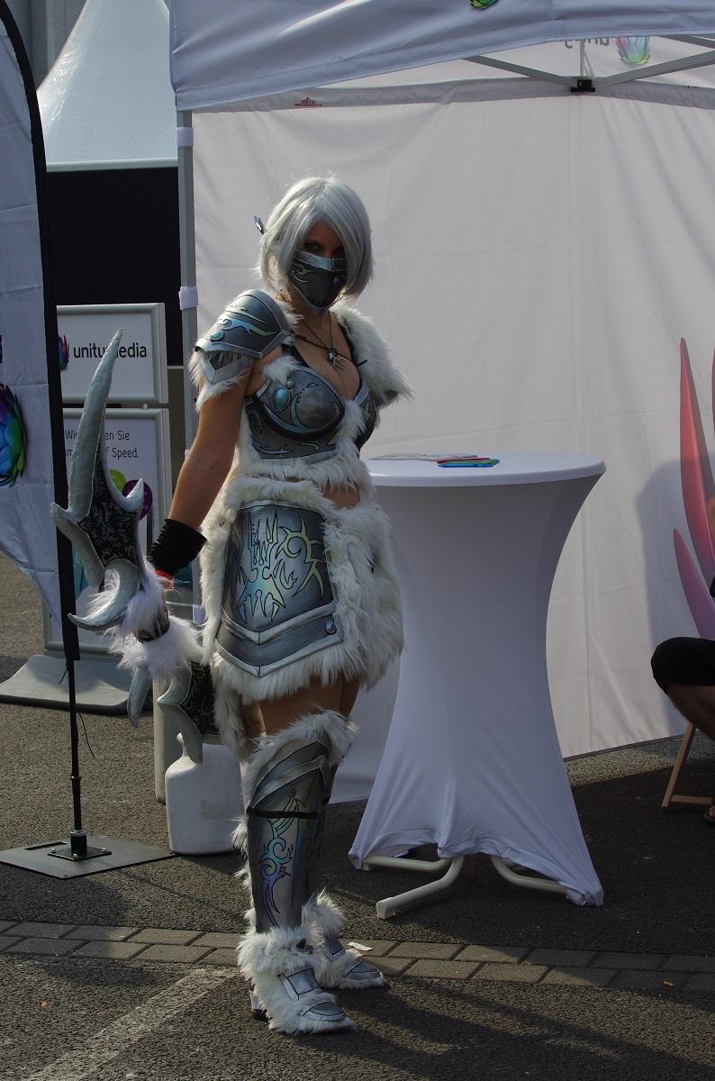 Erste Eindrücke von der Gamescon Köln Messe18r4bxy