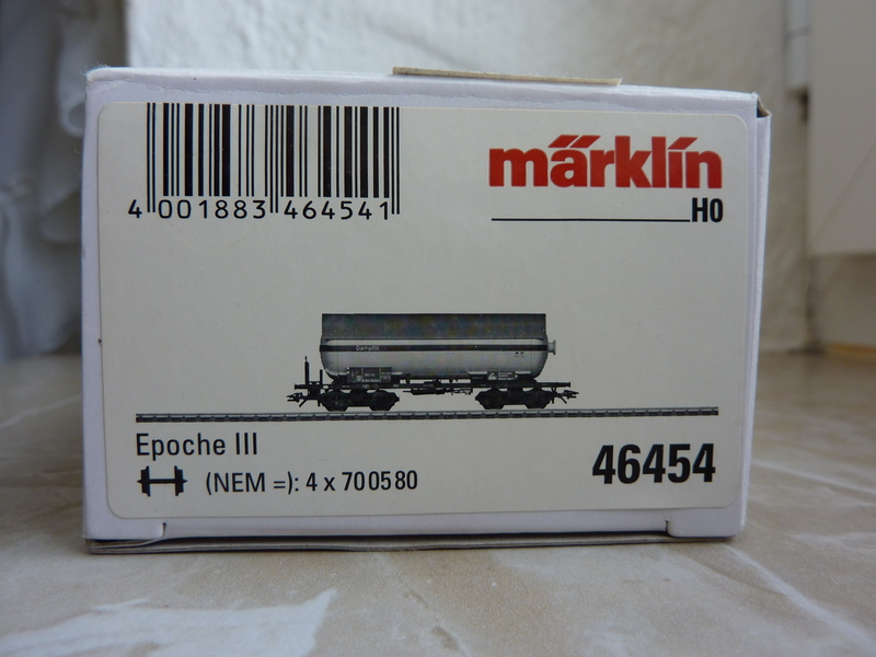 "Märklin 48334 Sonderwagen Info-Tage 2014 ,,Lokstreusand"" P11205150bs32"