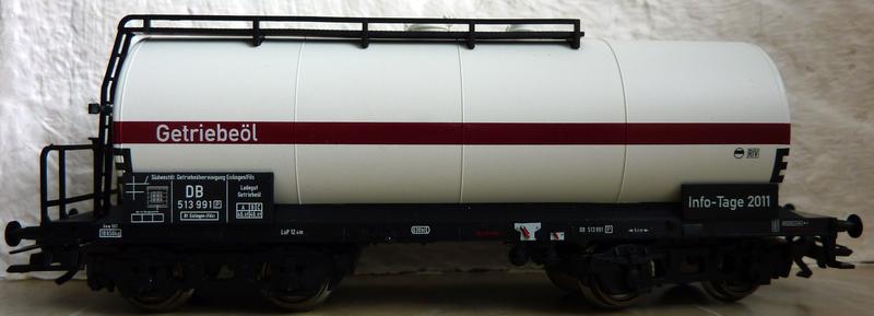 """Märklin 48334 Sonderwagen Info-Tage 2014 ,,Lokstreusand"""" P112080843k29"""