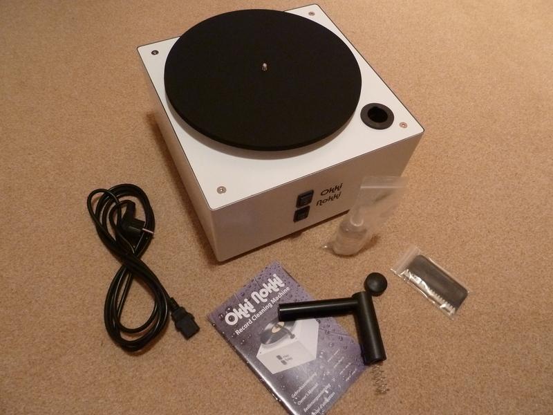 Die Schallplattenwaschmaschine Okki Nokki - Ein Erfahrungsbericht P1180128nqzs8