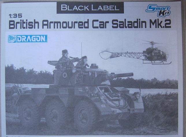 British Armoured Car Saladin Mk.2 Pict4140olu9y