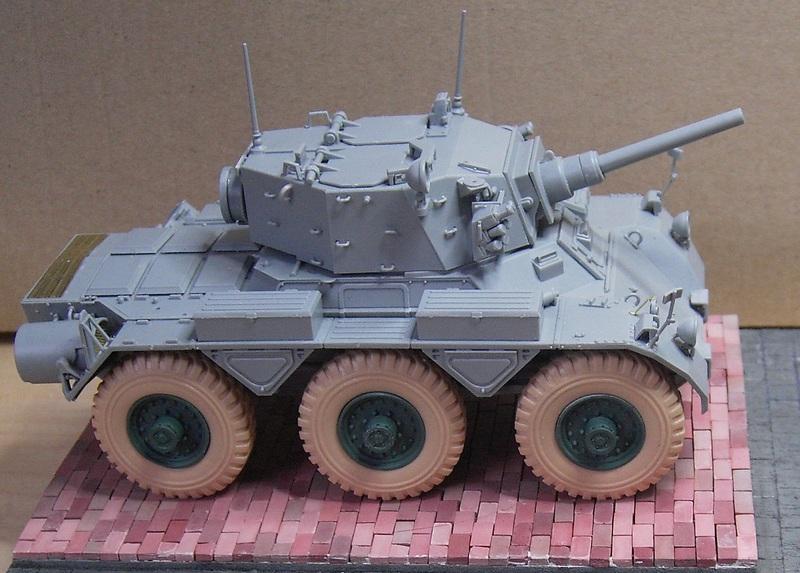 British Armoured Car Saladin Mk.2 Pict416098uh8