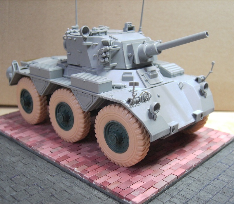 British Armoured Car Saladin Mk.2 Pict4162qoufj