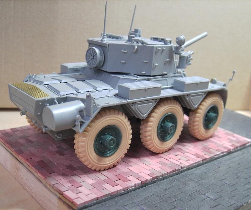 British Armoured Car Saladin Mk.2 Pict4163xkutm