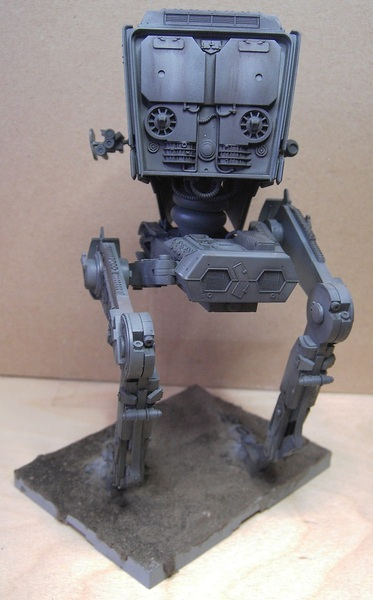 AT-ST von Bandai in 1:48 Pict4315puo30