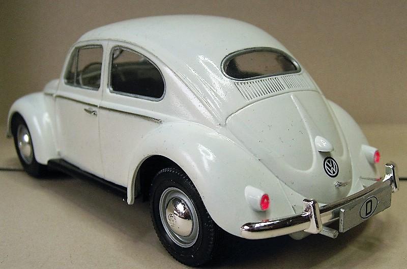 Volkswagen Käfer 1956 (Ovali) 1:24 von Gunze Sangyo aus 1989 Pict43582ryuud