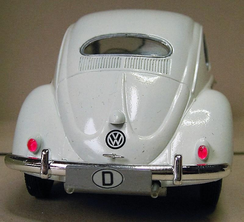 Volkswagen Käfer 1956 (Ovali) 1:24 von Gunze Sangyo aus 1989 Pict4361258uj5