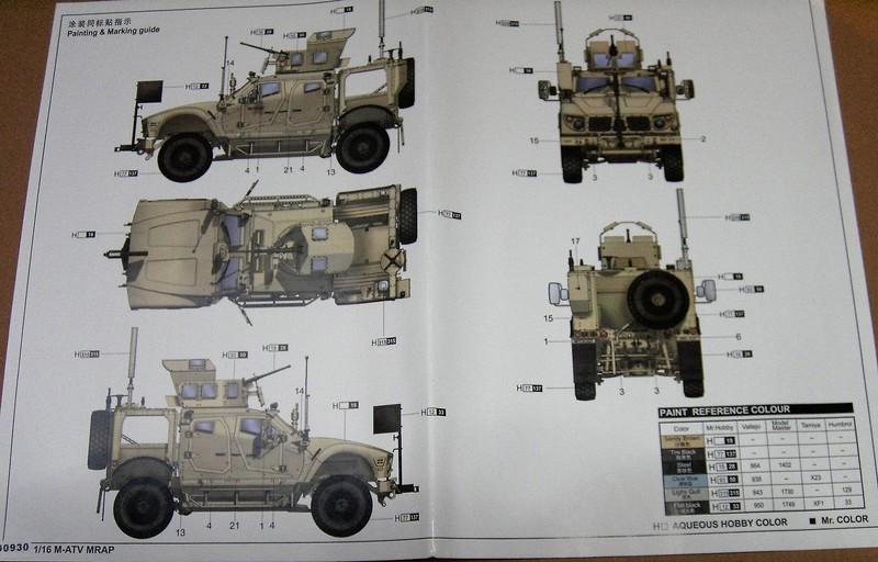 M-ATV MRAP in 1:16 von Trumpeter Pict45982dfs3z