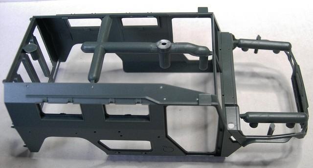 XActModels - GAZ-233014 Russian Jeep Tiger 1:35 Pict492923aj4z