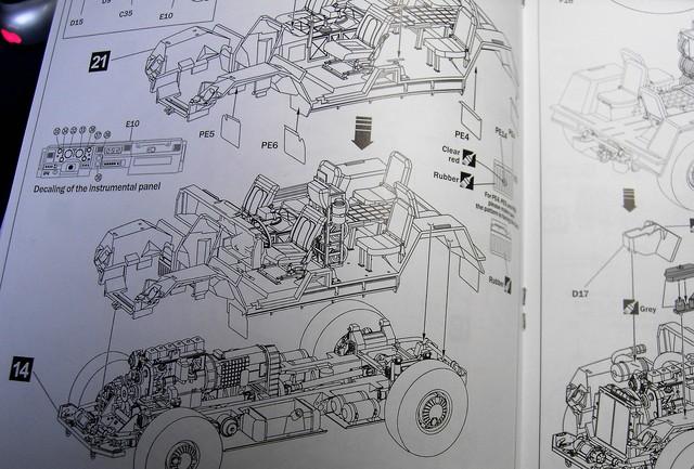 XActModels - GAZ-233014 Russian Jeep Tiger 1:35 Pict495429hkvx