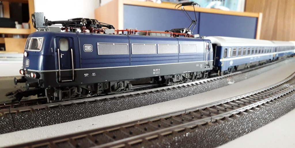 Internationaler Zugverkehr in Plattlingen Plattlingen1094vko8