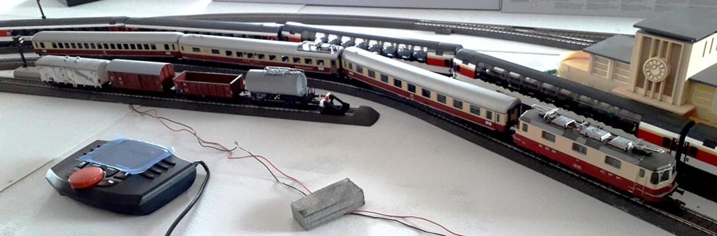 Internationaler Zugverkehr in Plattlingen Plattlingen116mzkhu