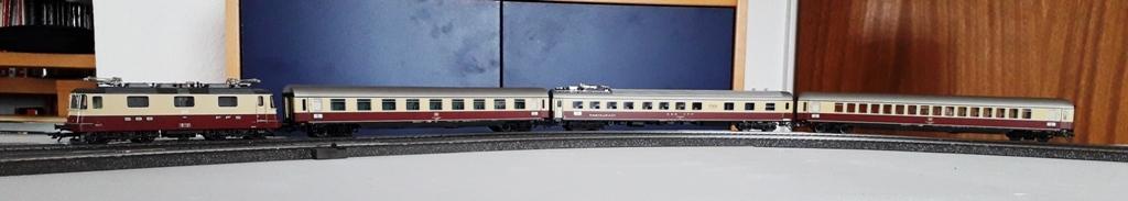 Internationaler Zugverkehr in Plattlingen Plattlingen119r7j9n