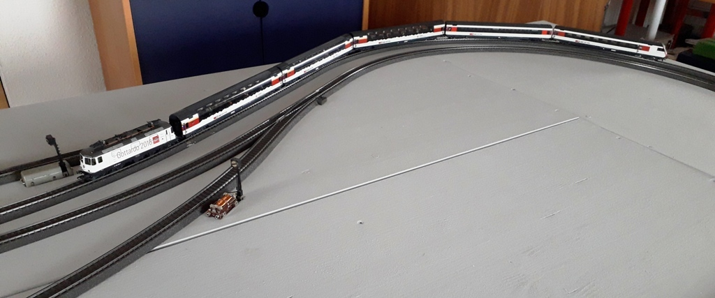 Internationaler Zugverkehr in Plattlingen Plattlingen12475kud