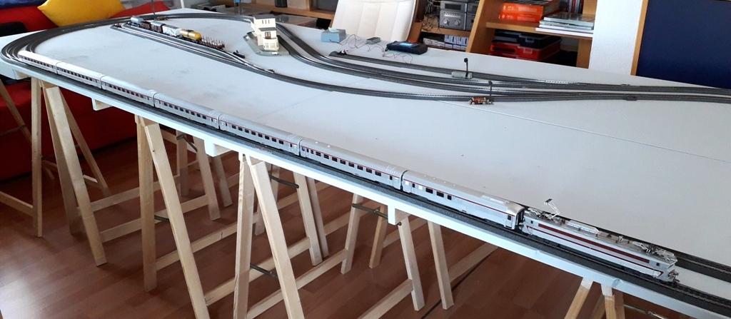 Internationaler Zugverkehr in Plattlingen Plattlingen145zij62