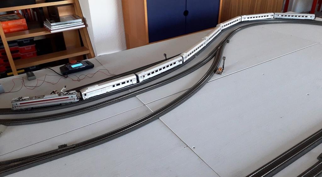 Internationaler Zugverkehr in Plattlingen Plattlingen146i9k0t